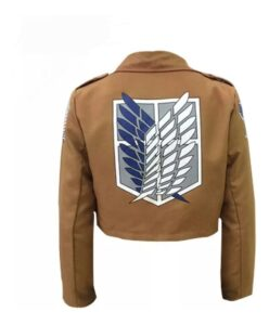 chaqueta attack on titan