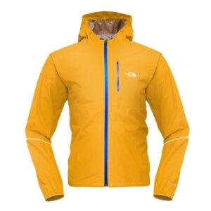 chaqueta impermeable trail running