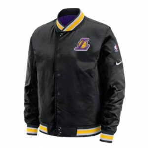 chaqueta lakers