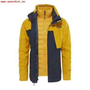 chaqueta mountain light triclimate