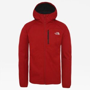 chaqueta softshell north face