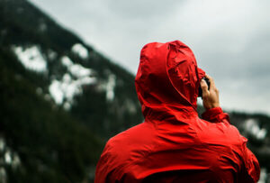mejor chaqueta impermeable trail running