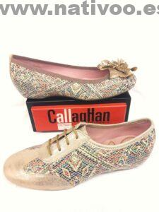 zapatos callaghan mujer