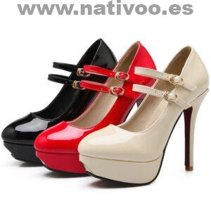 zapatos mujer 43