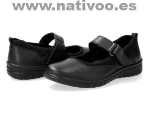 zapatos mujer negros