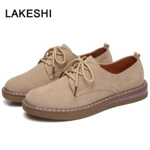 zapatos oxford mujer online