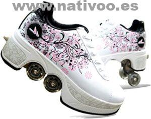 zapatos patines